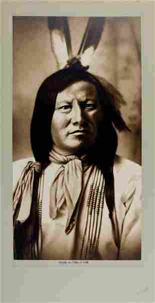 RAIN-IN-THE-FACE (Ite Omagu), Hunkpapa Lakota, by D F.