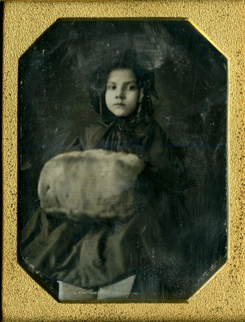 DAGUERREOTYPIST'S DAUGHTER