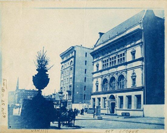 THE NEW YORK ART STUDENT'S LEAGUE. 1892