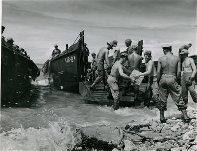U.S. COAST GUARD, 1944, 1945