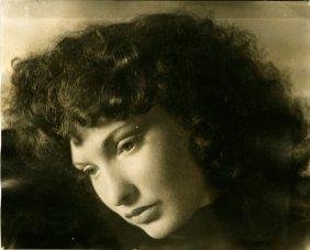 Maya Deren Film Artist, By Alexander Hammid