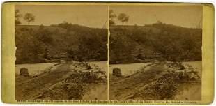 North Anna, 3 views by O'Sullivan. c. 1864 by Gardner.