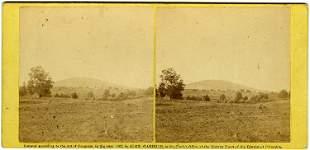 Cedar Mountain, by O' Sullivan. C. 1862. No. 506,