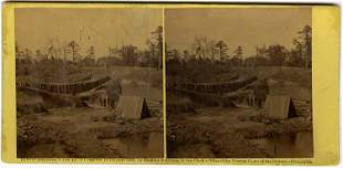 Battery near Yorktown, by James F. Gibson. Copyright