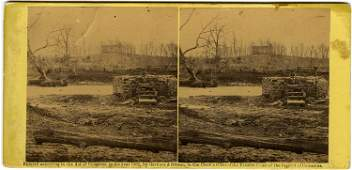 Two views by O'Sullivan and Barnard. C. 1862 by Gardner
