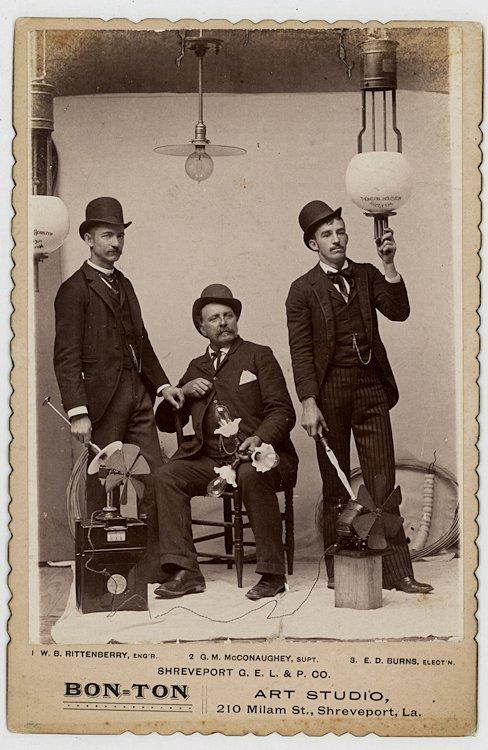 Employees of the Shreveport G. E. L. & P. Company.