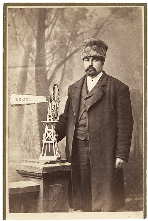 The inventor of a windmill.