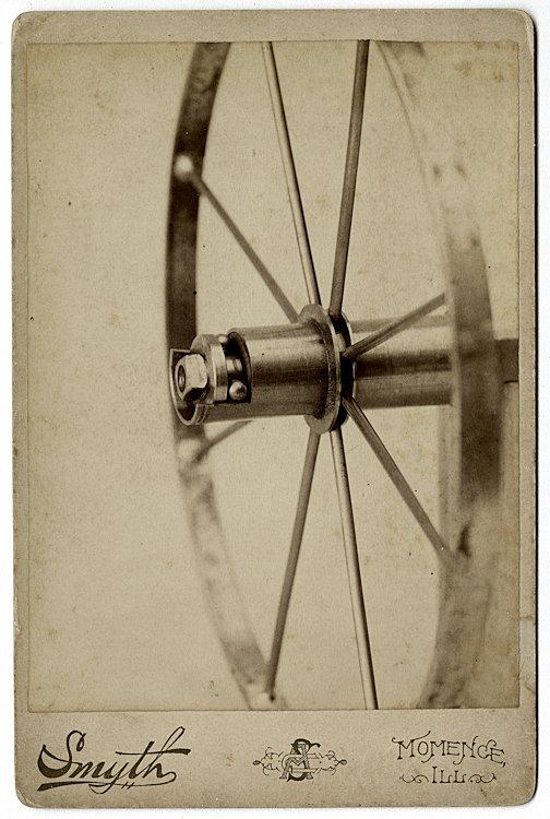 A wheel bearing.
