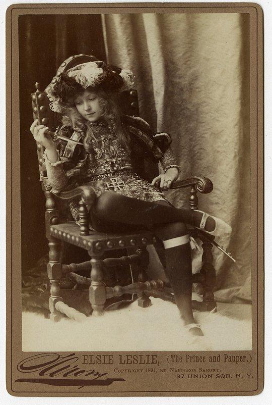 Napoleon Sarony. He was the undisputed master of - 2