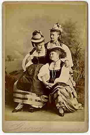 Jeremiah Gurney and Gurney & Son. 14 cabinet cards.