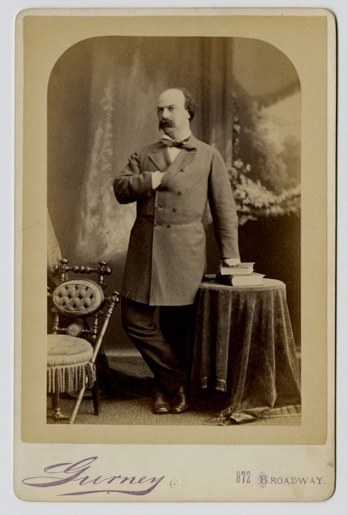 Jeremiah Gurney and Gurney & Son. 14 cabinet cards. - 5