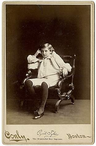 Theatrical Portraits by Charles F. Conly, Boston. 9