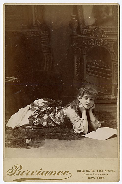 Potpourri of 52 theatrical cabinet card, various makers - 3