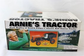 Arnie's Tractor -by Pennzoil Arnold Palmer in Box