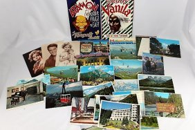 Vintage lot of Postcards from Various places