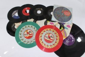 Lot of Records -45s, 1 33