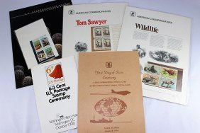 Lot of Commeratives Stamps & Booklets