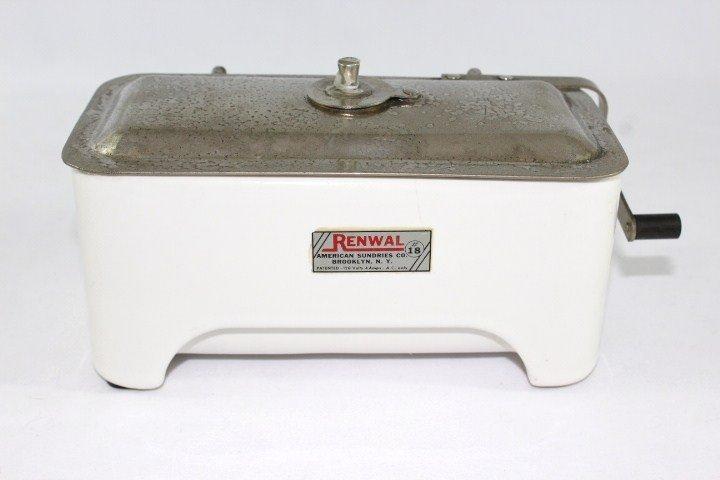 Renwal American Sundries Vintage Sterilizer