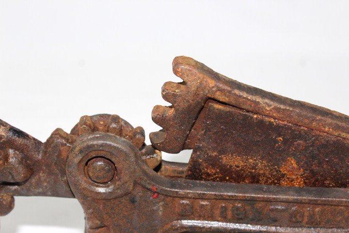 Brighton Vintage Tobacco Plug Cutter - 3