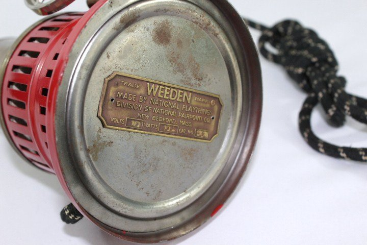 Weeden National Plaything Steam Engine - 2