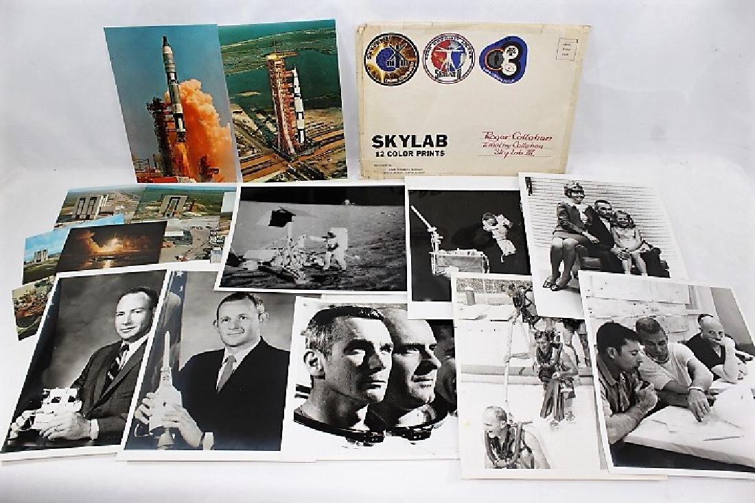 NASA Press Release Photos from 1967/1969