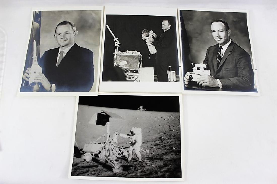 NASA Press Release Photos from 1967/1969 - 2