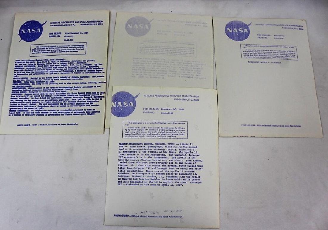 NASA Press Release Photos from 1967/1969 - 3