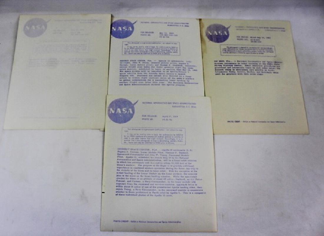 NASA Press Release Photos from 1967/1969 - 5