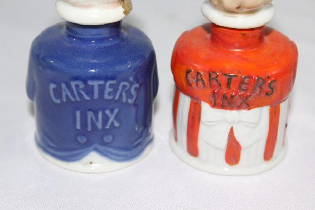 Caters Inx Figural Ink Wells - 5