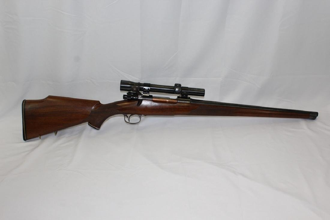 Hand Crafted Bolt Action 30-06 With Weaver Detachable