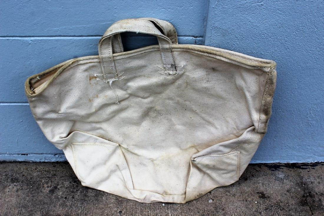 f71b167175d4 Antique Canvas Coal Bag - Keystone Manfg. Co. - Apr 22, 2017 ...