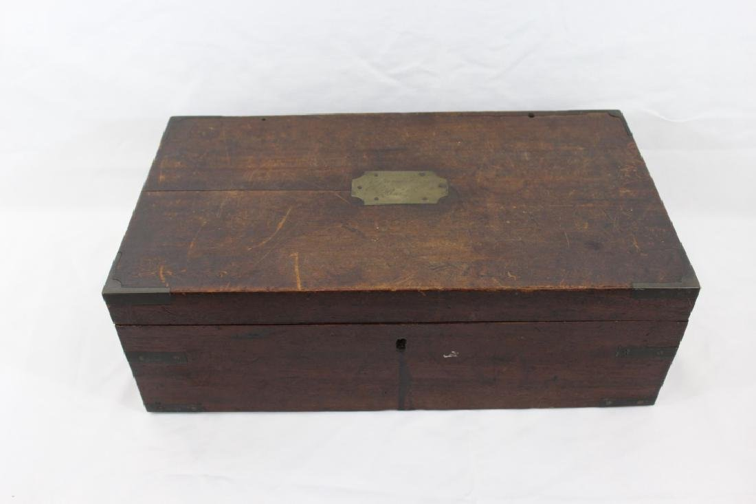 Sir James Wright Lap Desk 1716-1785