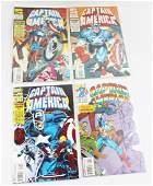 Captain America Comics #424-427