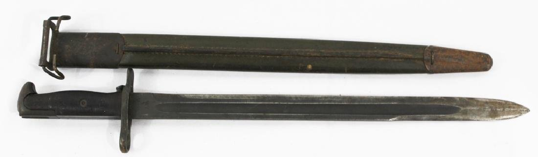 1942 Wild Drop Forge & Tool Long M1 Garand Bayonet WT - 3