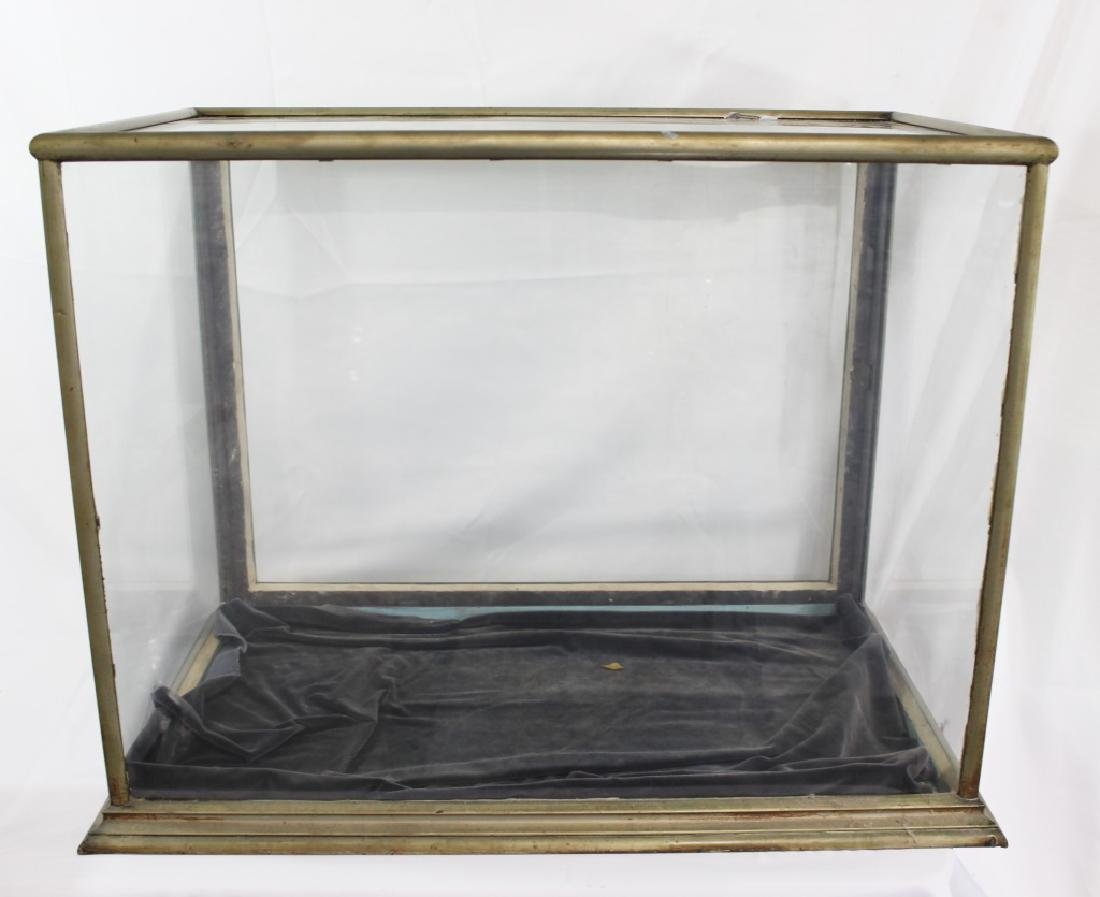 Antique General Store Display Case - with key