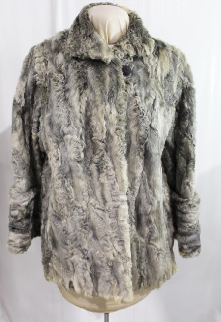 Mandel Furs - Chinchilla Fur Coat
