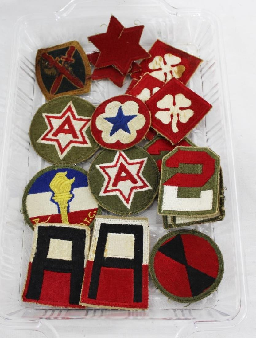 Misc Lot of Military Patches