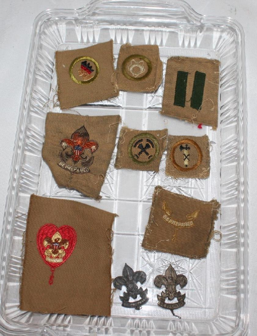 Misc Lot of Embroidered Boy Scout Patches