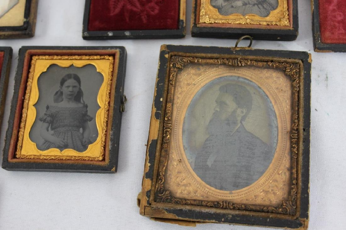 Lot of 6 Antique Tintypes - 4