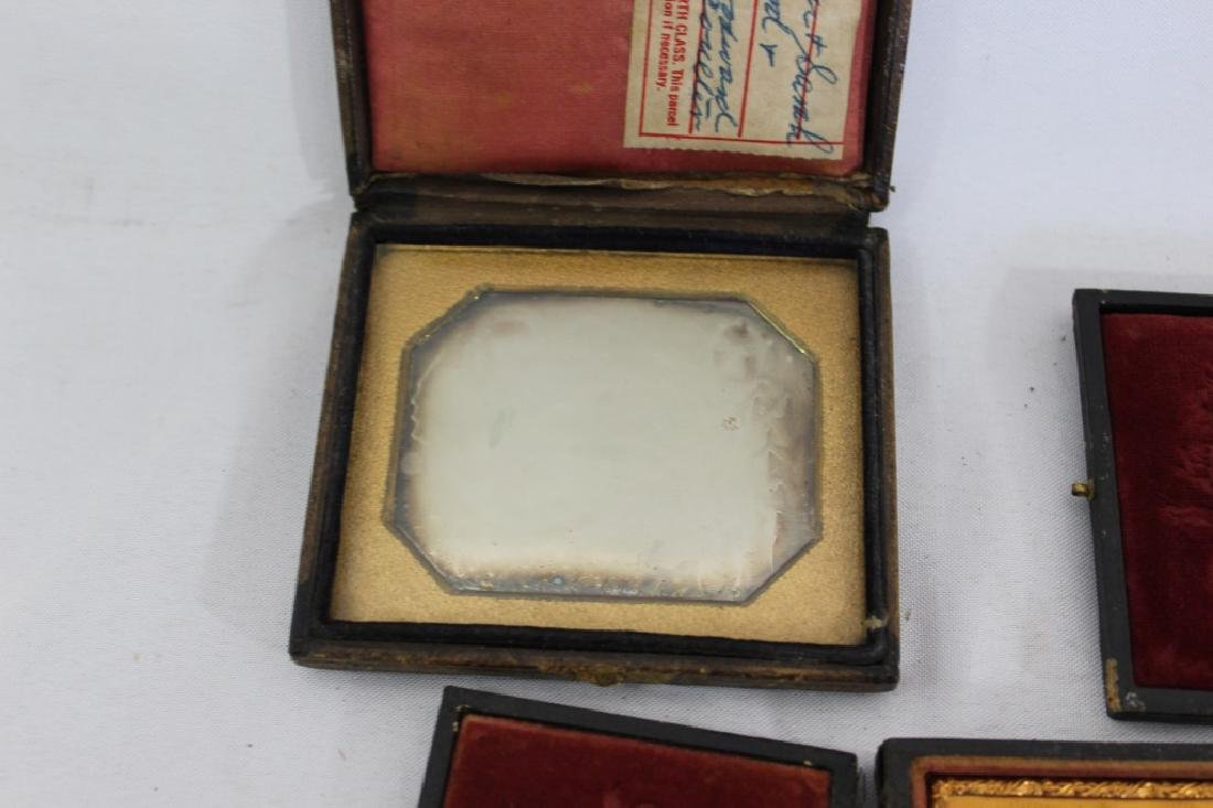 Lot of 6 Antique Tintypes - 6