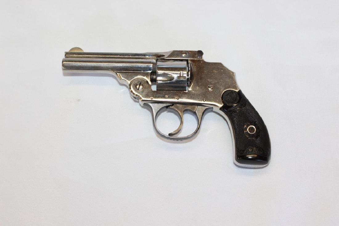 Iver Johnson 5 shot Top Break 32 Caliber Revolver