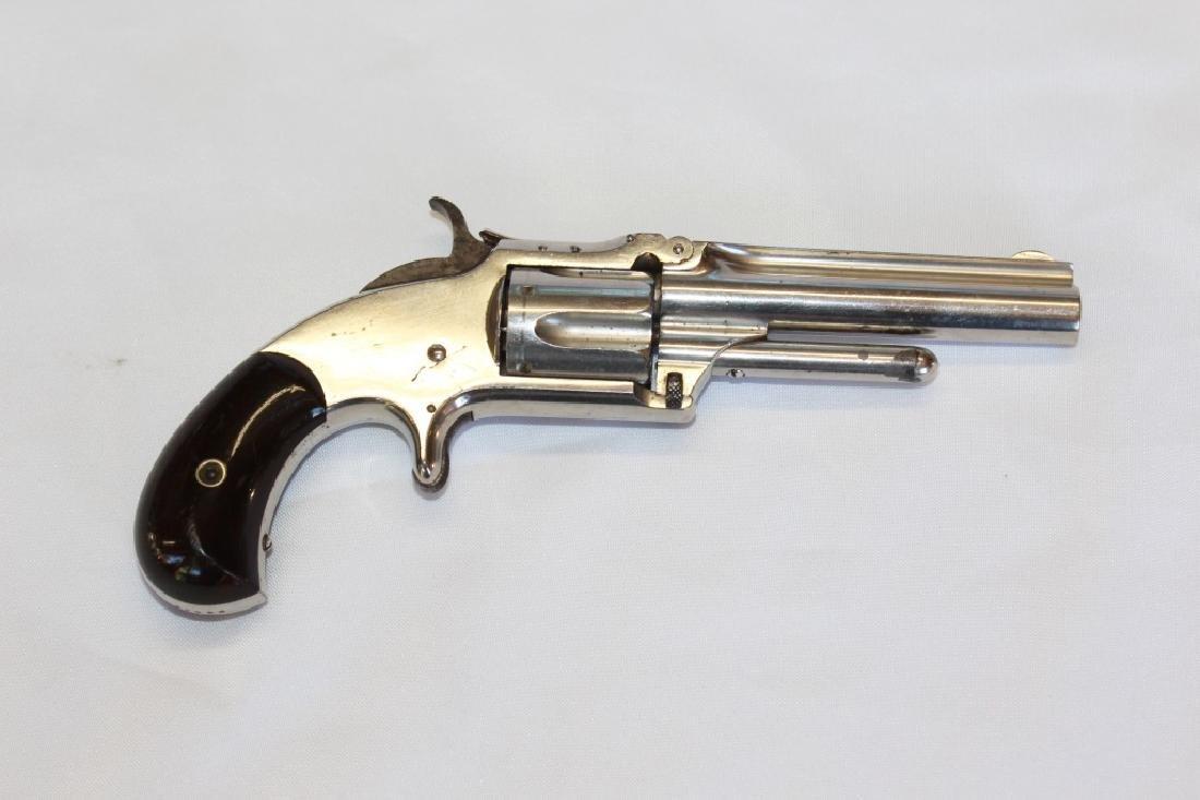 Smith & Wesson 32 Rim Fire 5 Shot