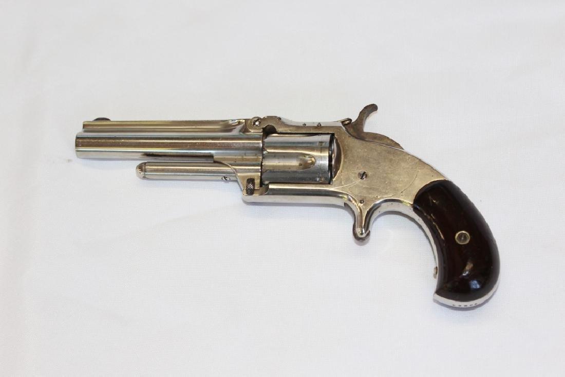 Smith & Wesson 32 Rim Fire 5 Shot - 2