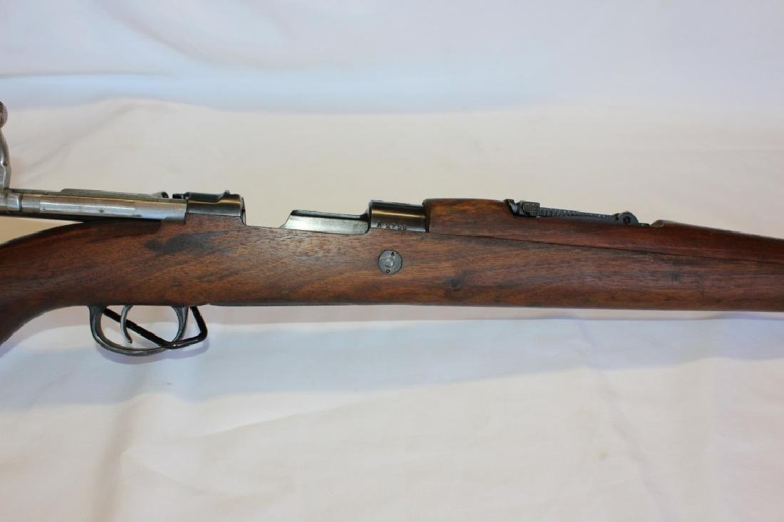 Mauser m48 Rifle, 8 MM - 3