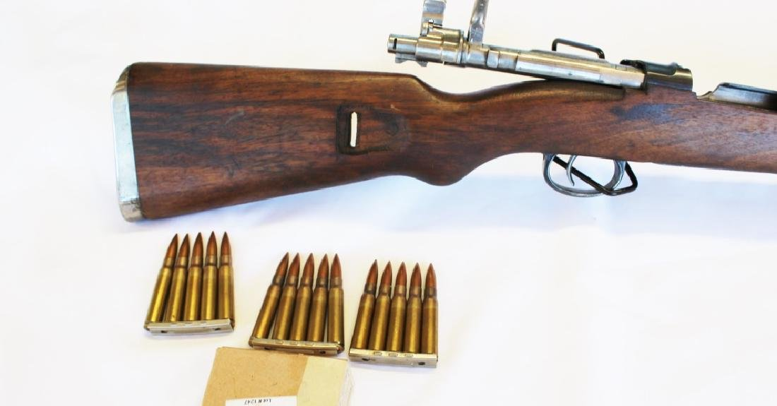 Mauser m48 Rifle, 8 MM - 5