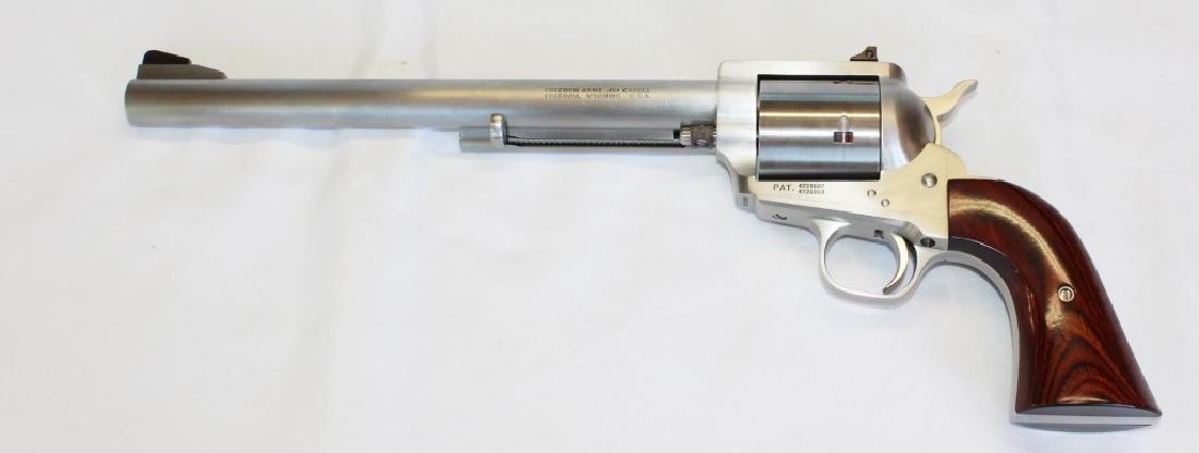 Freedom Arms 454 Casull Revolver