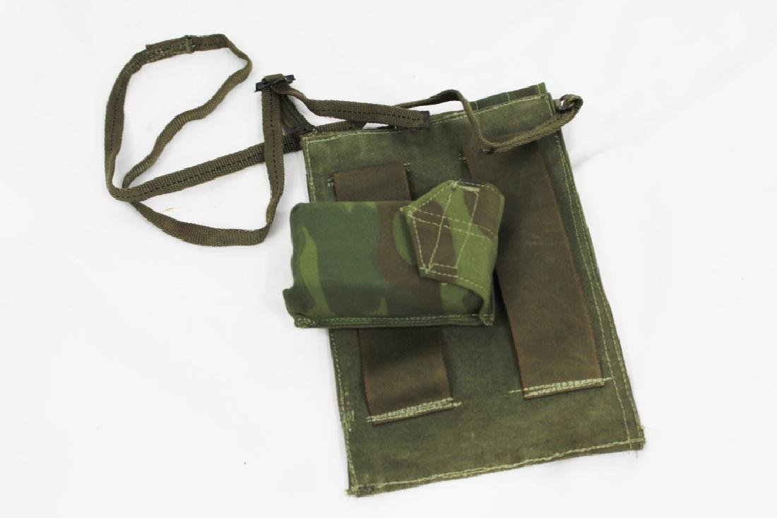 Military Magazine Belt Holder with Field Dressing - 2