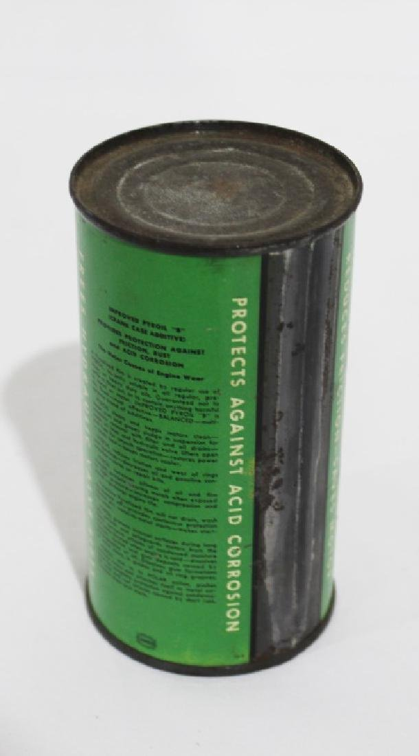 Pyroil Crank Case Additive Vintage Tin Can - 2