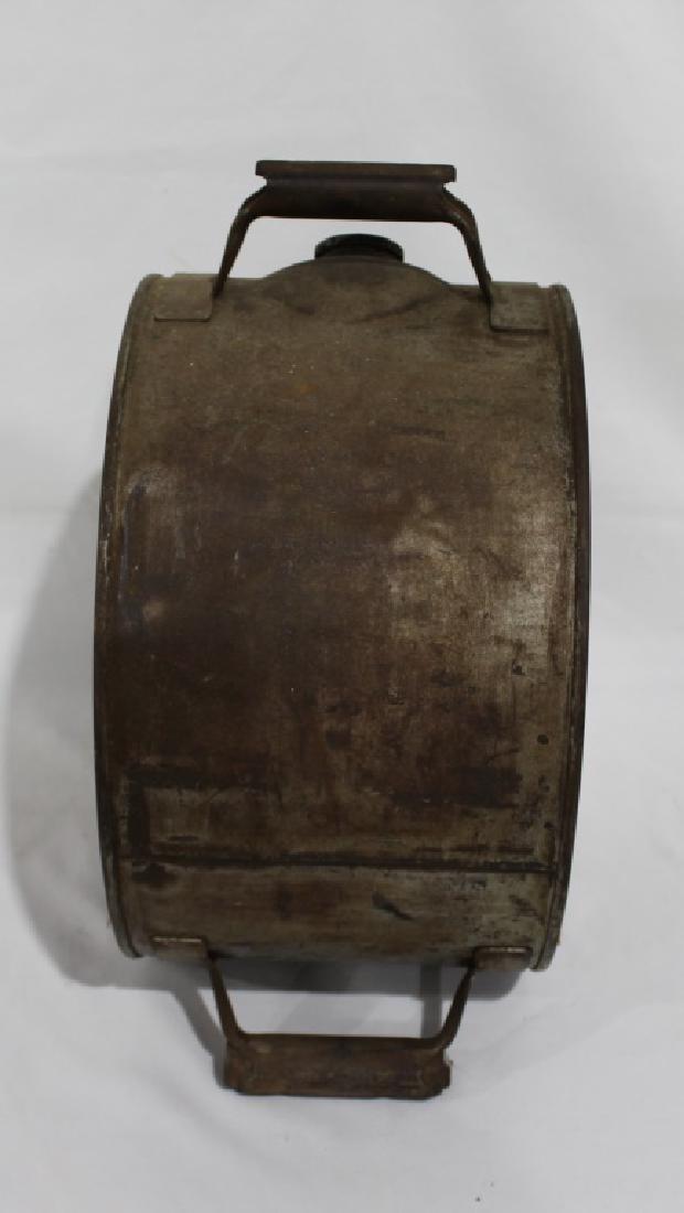 Rare 1920s Champlin 5 Gallon Oil Rocker for Motorcycles - 5