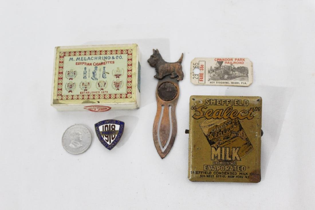 Misc Lot of Advertising Items